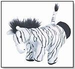 Beleduc - Zebra Puppet by HAPE