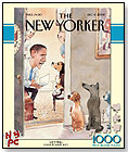 New Yorker - Vetting Jigsaw Puzzle by NEW YORK PUZZLE COMPANY LLC