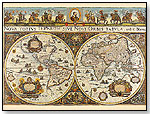 World Map 1665 3,000-Piece Puzzle by RAVENSBURGER