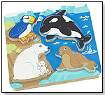 Arctic Adventure Puzzibilities by SMALL WORLD TOYS