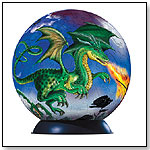 Dragon World Puzzle Ball by RAVENSBURGER