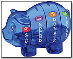 Money Savvy Pig Piggy Bank by MONEY SAVVY GENERATION
