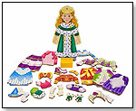 Princess Elise Magnetic Dress-Up Set by MELISSA & DOUG