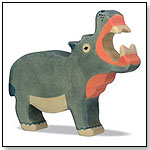 Hippopotamus by HOLZTIGER