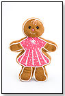 Ginger Bread Holiday Collection - Cookie Cinnamon Girl by DOUGLAS CUDDLE TOYS