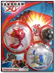 Bakugan Battle Brawlers: Bakuglow™ Series New Vestroia Starter Pack by SPIN MASTER TOYS