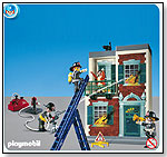 Fire Rescue Starter Set by PLAYMOBIL INC.