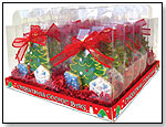 Christmas Cookie Bag by COLOR-A-COOKIE