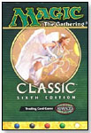 Magic the Gathering Card Game - Classic 6th Edition 2-Player Starter Set Deck by WIZARDS OF THE COAST