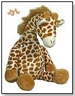 Gentle Giraffe On The Go by CLOUD B