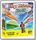 Sky Diver Paper Airplanes by CREATIVITY FOR KIDS