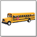 Large Die-Cast Bus by SCHYLLING