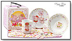 "Piggy Fairy ""Tasty Tales Tableware Set"" by THE PIGGY STORY INC."