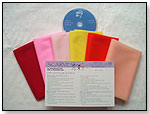 Award Winning – Warm Colors Mini Pack With CD by ARTS EDUCATION IDEAS