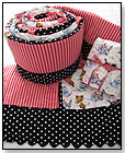 Kitty Kitty Infant Bedding by ELLA & BEE