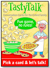 TastyTalk Conversation Cards for the Entire Family by U.S. GAMES SYSTEMS, INC.