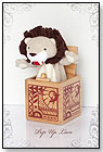Pop Up Lion by I LOVE MY PLANET TOYS