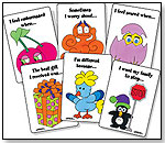 Thoughts and Feelings - Sentence Completion Card Game by BRIGHT SPOTS GAMES