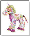 Star Mini Quilti Horse by DOUGLAS CUDDLE TOYS