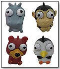 Little RasCools™ Eye-Poppin Crazy Critters - Series 4 by CoolZips