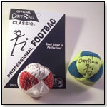 Dirtbag® Classic - Blue/Yellow Footbag by FLYING CLIPPER