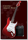 Fender Starcaster Strat Electric Guitar Pack by FENDER MUSICAL INSTRUMENTS CORPORATION