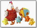 Ophélie and her chicks
