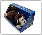 Plush LOL Rollovers - Brown Monkey by YMC TRADING CORPORATION