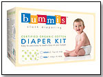 Organic Cotton Diaper Kit by BUMMIS