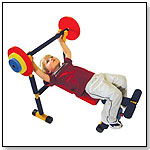 Fun & Fitness Weight Bench by REDMON