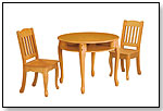 Teamson Windsor Collection Table and Chair Set by TEAMSON DESIGN CORPORATION