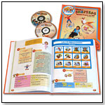Risas y Sonrisas Spanish Program - Student Book with CD-ROM & Skits DVD by Risas y Sonrisas