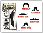 Bendable Party Mustache by ACCOUTREMENTS