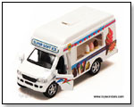 "Kinsmart - Ice Cream Die-castTruck (5"", Asstd.) by TOY WONDERS INC."