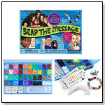 Secret Message Bead Kit by BEAD THE MESSAGE