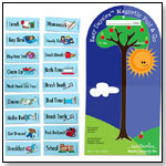 Easy Daysies Magnetic Daily Schedules For Kids - Starter Kit by EASY DAYSIES