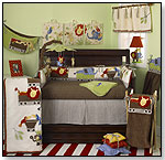 Animal Tracks Baby Bedding by COTTON TALE DESIGNS INC.