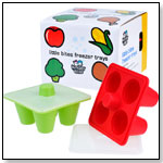 Kinderville Little Bites Freezer Trays by KINDERVILLE
