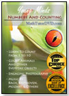 Young Minds - Numbers and Counting DVD by MATH TUTOR DVD