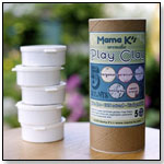 Mama K's Aromatic Play Clay by MAMA MADE IT LLC