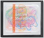 Animal Rubber Bands by EASTERN ACCENT INTERNATIONAL