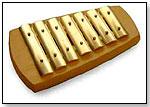 Pentatonic Glockenspiel by AURIS MUSIKINSTRUMENT AB