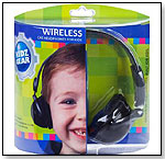 Kidz Gear Wireless Headphones For Kids by KIDZ GEAR