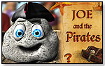 Joe and the Pirates by BOGGLENOGGIN MEDIA INC.