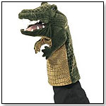 Crocodile Stage Puppet by FOLKMANIS INC.