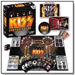 KISS DVD Board Game by GDC-GameDevCo Ltd.