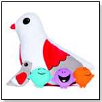 Kimochis™ ... Toys with Feelings Inside - Kimochi Lovey Dove by PLUSHY FEELY CORP.