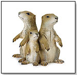 Incredible Creatures Prairie Dogs by SAFARI LTD.®