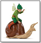Fairy Fantasies Ollie on a Snail by SAFARI LTD.®