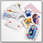 """nubyplane™ """"On Bored"""" Playing Cards by IDT JETS"""